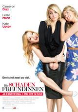 Die Schadenfreundinnen - Poster