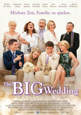 The Big Wedding - Poster