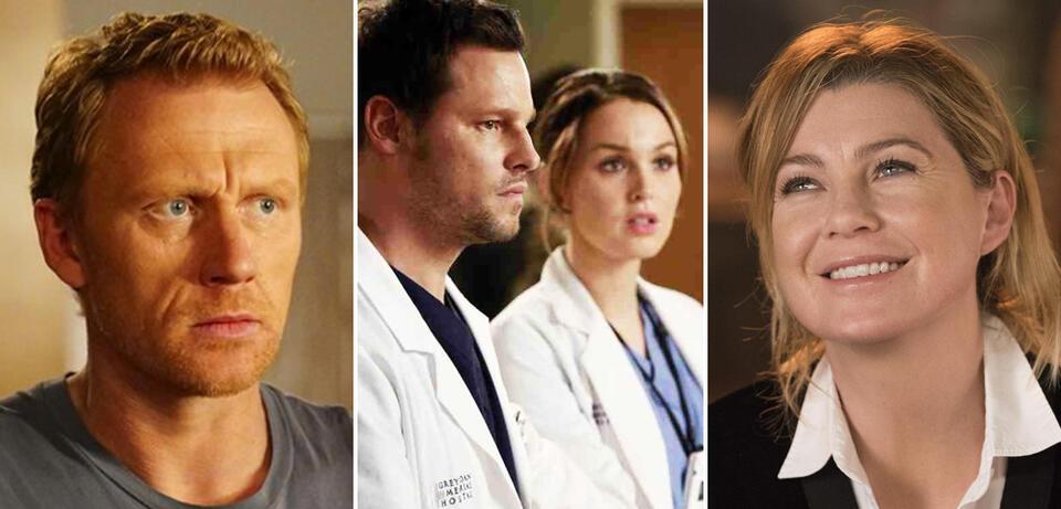 Grey\'s Anatomy Staffel 15 - Was erwartet uns in der neuen Season ...