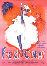French Can Can - Poster