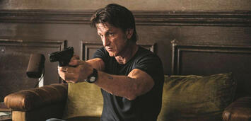 Bild zu:  Sean Penn in The Gunman