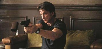 Bild zu:  Sean Penn in The Gunman