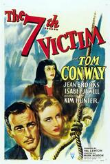 The 7th Victim - Poster