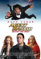 Agent Ranjid rettet die Welt - Poster