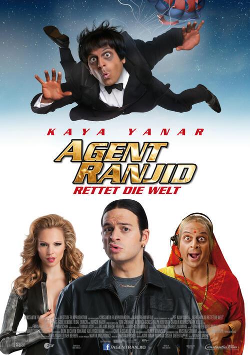 Agent Ranjid Rettet Die Welt Film 2012 Moviepilot De