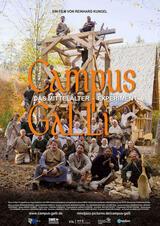 Campus Galli - Das Mittelalter-Experiment - Poster