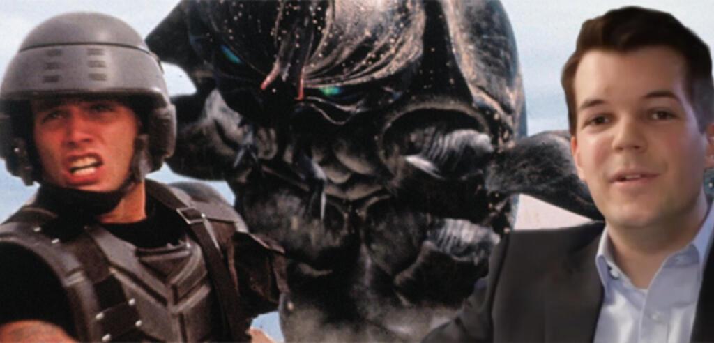 Die Filmanalyse zu Starship Troopers