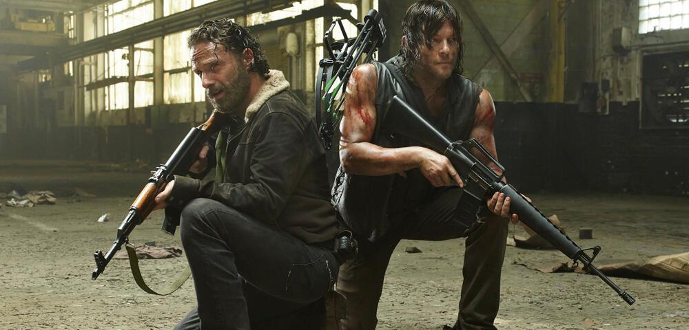 The Walking Dead - Free-TV-Premiere von Staffel 6 zu anderen Sendezeiten