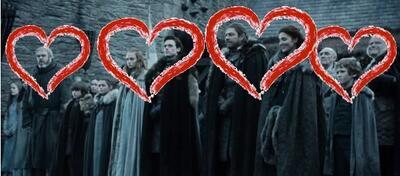 Game of Thrones - Wer darf auf den Thron?