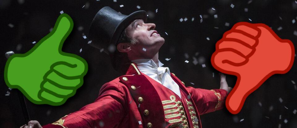 Hugh Jackman als P.T. Barnum in Greatest Showman