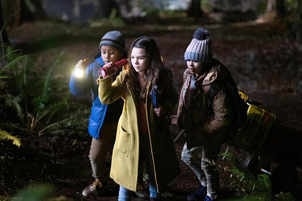 Home Before Dark, Home Before Dark - Staffel 1 mit Brooklynn Prince, Deric McCabe und Jibrail Nantambu