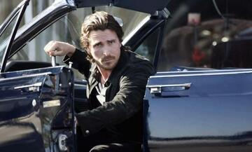 Bestimmt auch in Le Mans 66 so cool mit Autos: Christian Bale