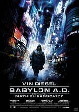 Babylon A.D. - Poster