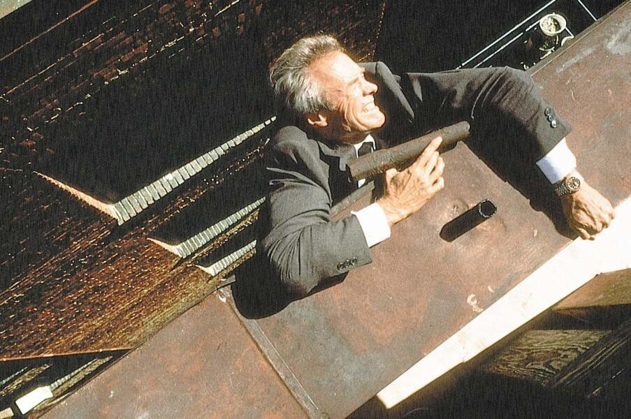 In the Line of Fire - Die zweite Chance mit Clint Eastwood