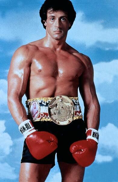 Rocky III - Das Auge des Tigers mit Sylvester Stallone