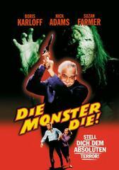Die, Monster, Die! - Das Grauen auf Schloss Witley