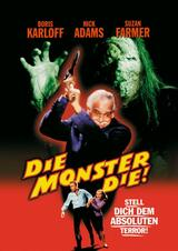 Die, Monster, Die! - Das Grauen auf Schloss Witley - Poster