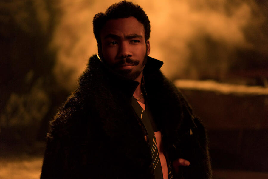 Solo: A Star Wars Story mit Donald Glover