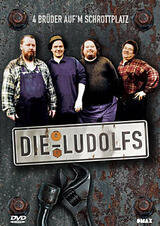 Die Ludolfs - 4 Brüder auf'm Schrottplatz - Poster
