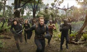 Avengers 3: Infinity War mit Scarlett Johansson, Mark Ruffalo, Chris Evans, Don Cheadle, Anthony Mackie, Sebastian Stan, Danai Gurira und Chadwick Boseman - Bild 32