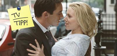 Spielbälle des Zufalls? Jonathan Rhys Meyers und Scarlett Johansson in Match Point