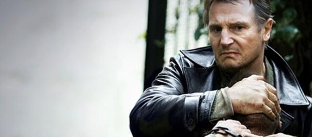Liam Neeson ist der Mann der Stunde