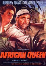 African Queen - Poster