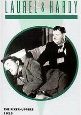 Dick und Doof als Scheidungsgrund - Poster