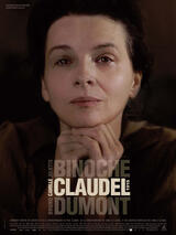 Camille Claudel 1915 - Poster