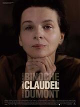 Camille Claudel 1915 - Poster