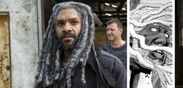 The Walking Dead: Ezekiel und sein Tod in den Comics