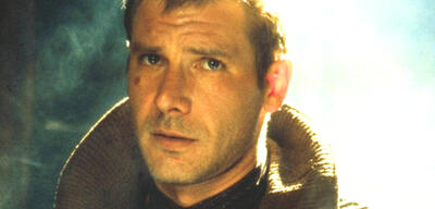 Harrison Ford als Rick Deckard in Blade Runner (1982)