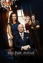 666 Park Avenue - Poster