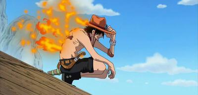 Ace aus One Piece