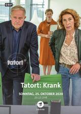 Tatort: Krank - Poster