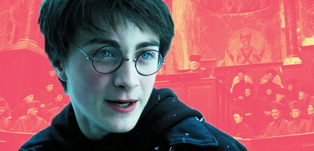 Harry Potter: Held oder Mörder von Cecric Diggory?