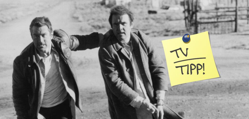 Robert De Niro & Charles Grodin laufen um ihr Leben