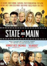 State and Main - Poster