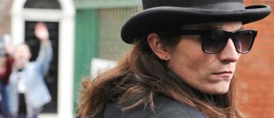 Martin McCann als Bono in Killing Bono