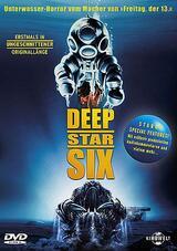Deep Star Six - Poster