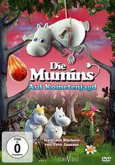 Die Mumins - Auf Kometenjagd