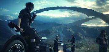 Bild zu:  Final Fantasy XV