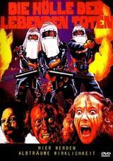 Die Hölle der lebenden Toten - Poster