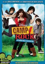 Camp Rock - Poster