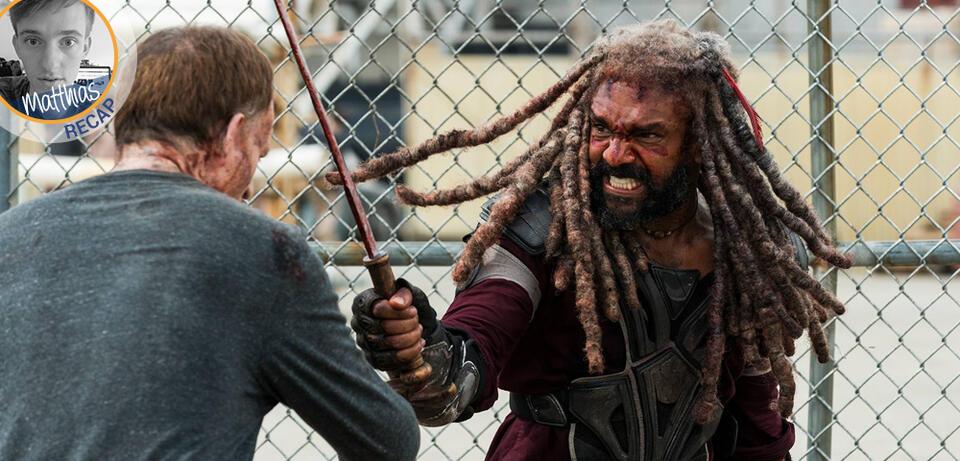 The Walking Dead - Staffel 8, Folge 4: Some Guy