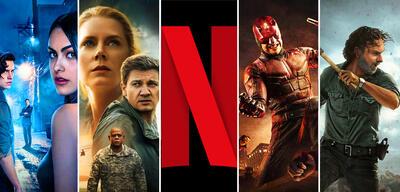 Neu auf Netflix im Oktober 2018