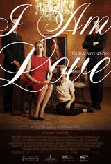 I am Love - Poster