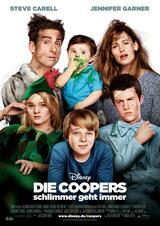 Die Coopers - Schlimmer geht immer - Poster