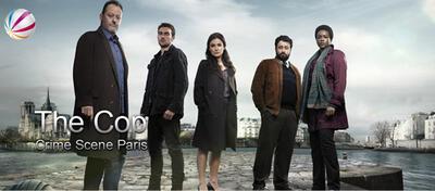 Das Team aus The Cop - Crime Scene Paris