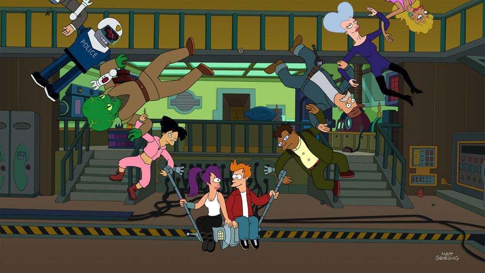 Futurama Staffel 7